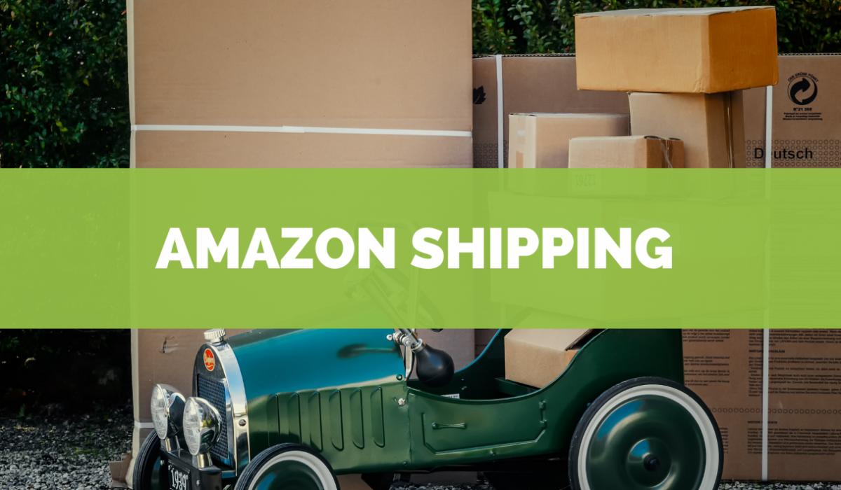 Blog - Amazon Shipping