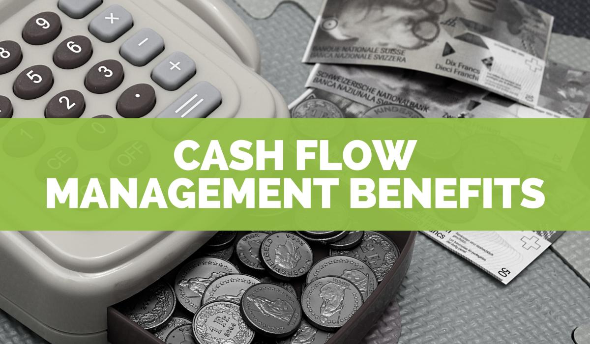Blog - Cashflow benefits