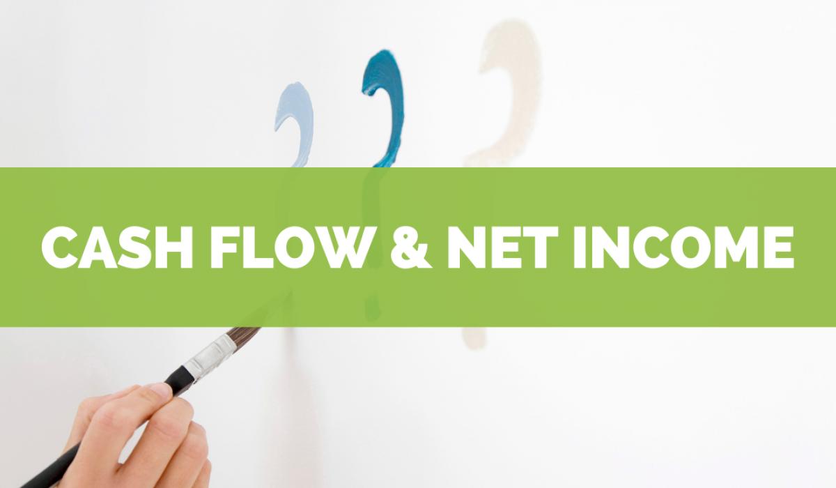 Cash flow & Net Income